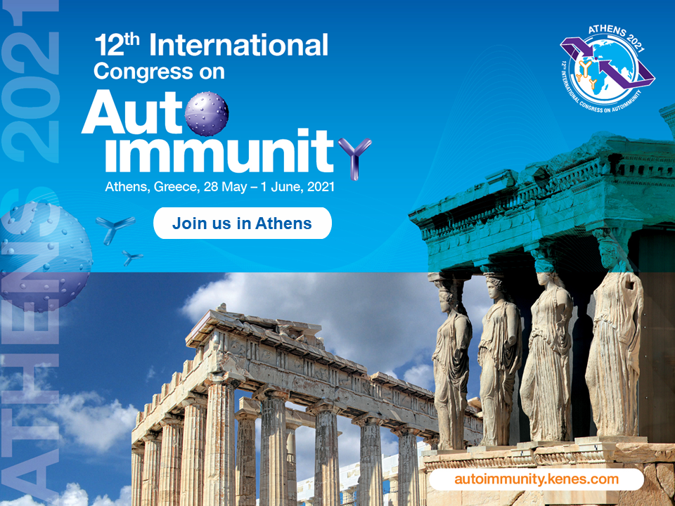 The 12th International Congress on Autoimmunity
