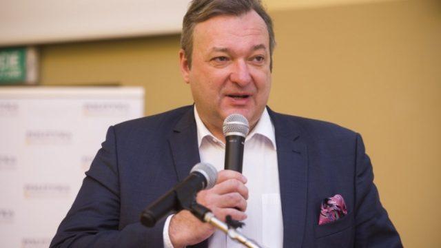 Wywiad z Dr n. med. Markiem Tombarkiewiczem Dyrektorem Narodowego Instytutu Geriatrii, Reumatologii i Rehabilitacji