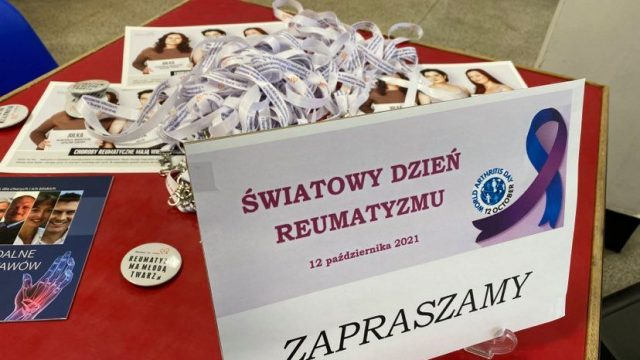 Światowy Dzień Reumatologii