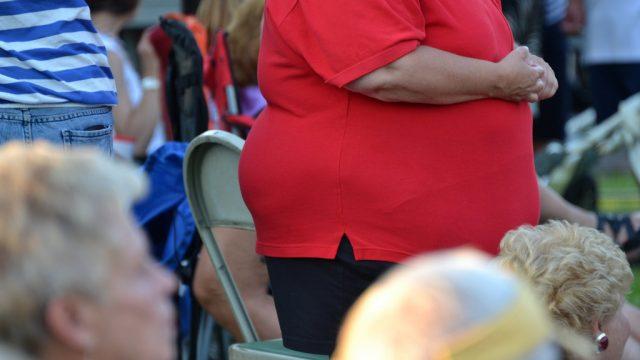 Otyłość przyczynia się dowystępowania zespołów bólowych kręgosłupa