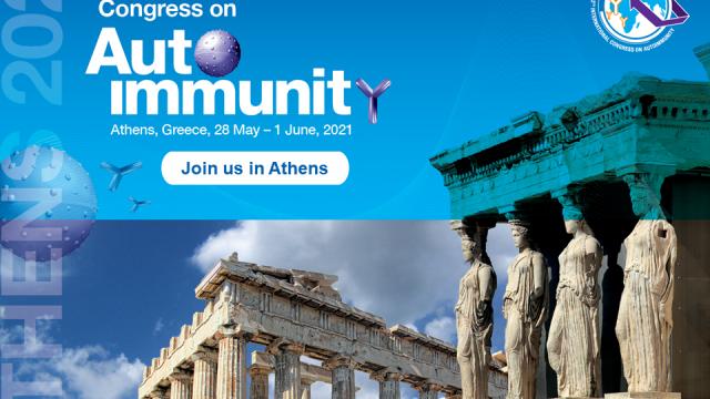 Kongres Autoimmunity – Ateny 2021