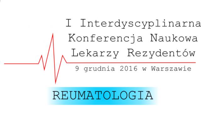 Pierwsza Interdyscyplinarna Konferencja Naukowa Lekarzy Rezydentów