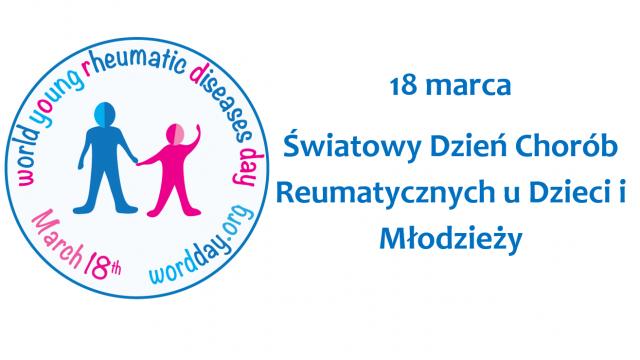 Światowy Dzień Chorób Reumatycznych u Dzieci i Młodzieży