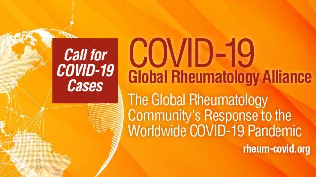 COVID-19 GLOBAL RHEUMATOLOGY – Dołącz już dziś!
