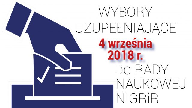Wybory uzupełniające do Rady Naukowej – 4 września 2018 r.