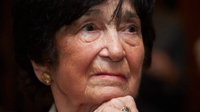 Halina Szpilman 1928-2020
