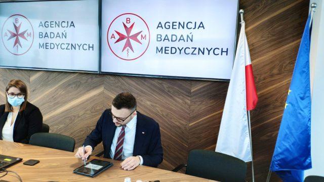 Uruchomienie Polskiej Sieci Badań Klinicznych