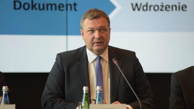 Dr n. med. Marek Tombarkiewicz Dyrektorem NIGRiR