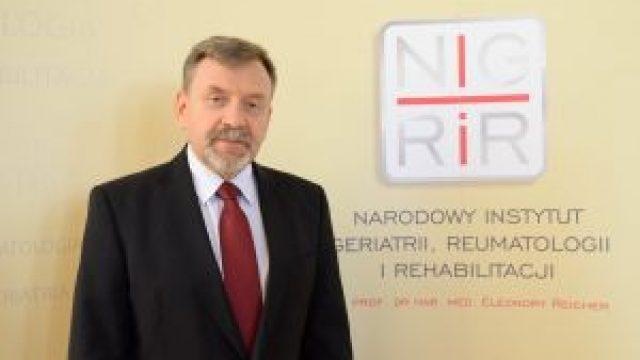 Prof. n. med. Piotr Głuszko gościem TV Republika