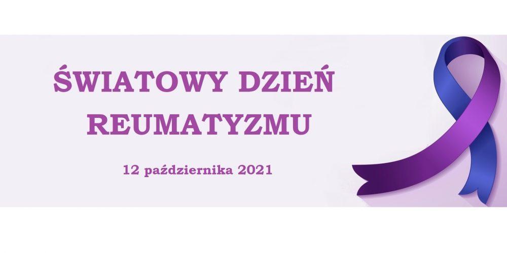 Światowy Dzień Reumatyzmu 2021 – Konkurs