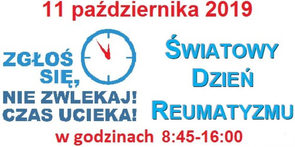 Obchody Światowego Dnia Reumatyzmu