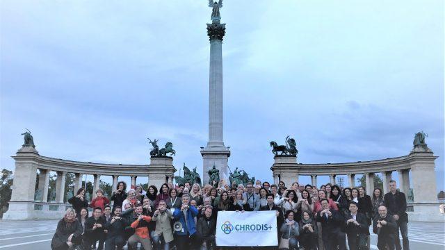 Konferencji CHRODIS PLUS w Budapeszcie