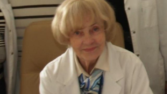 Odeszła dr hab. n. farm. Elżbieta Wojtecka-Łukasik