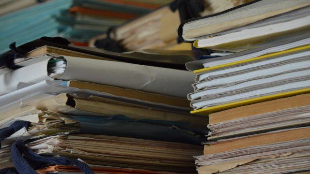 Odbiór dokumentacji medycznej przeznaczonej do zniszczenia