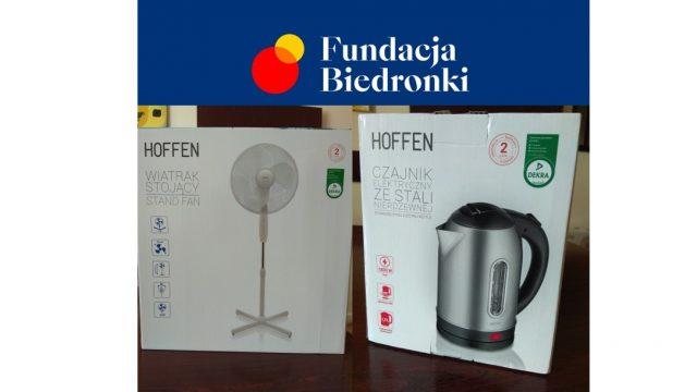 Fundacja Biedronki kolejny raz wsparła nasz Instytut