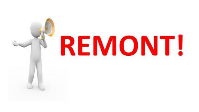 Szanowni Państwo uprzejmie informujemy, że w dniu 18 października 2021 r. w Narodowym Instytucie Geriatrii, Reumatologii i Rehabilitacji rozpocznie się remont Holu Głównego.