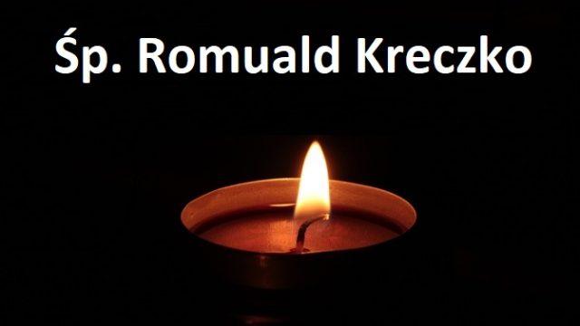 Romuald Kreczko 1928-2020