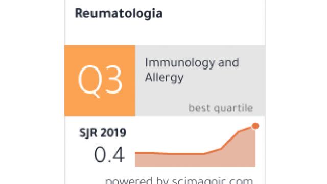 Czasopismo Reumatologia w rankingu SJR
