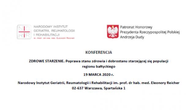 Poprawa stanu zdrowia i dobrostanu starzejącej się populacji Polski