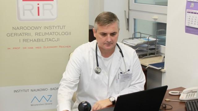 Prof. Tomasz Targowski: Sarkopenia może się okazać jednym z markerów ogólnoustrojowego fenotypu zapalnego POChP