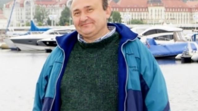 Żegnamy doktora n. med. Bohdana Dariusza Pyskło